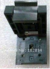 100% NEW DFN8 DFN10 DFN16 DFN20 IC Test Socket / Programmer Adapter / Burn-in Socket 100% new sot23 sot23 6 sot23 6l ic test socket programmer adapter burn in socket