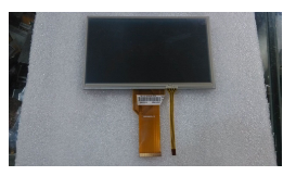 5mm New 7 inch LCD display screen at070tn90 at070tn92 at070tn94 giving touch screen for car dvd gps
