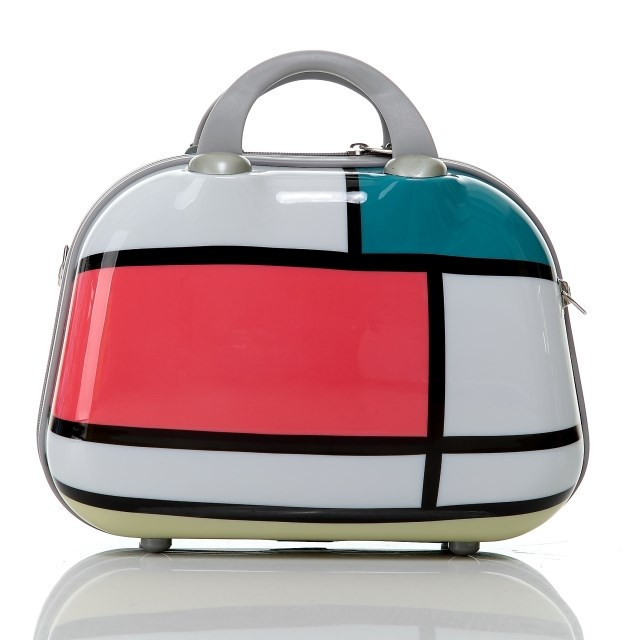 Girls Fashion Color Matching Luggage Sets&Women Travel Suitcase ...