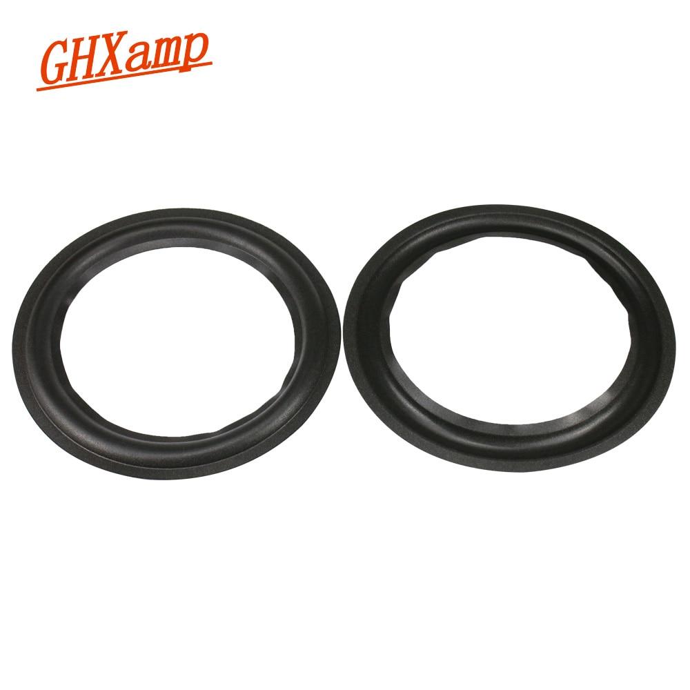 GHXAMP 8 Inch 205mm 188mm 156mm 143mm Woofer Speaker Foam Surround Side Large Size Repair Parts Speaker Accessories DIY 2pcs