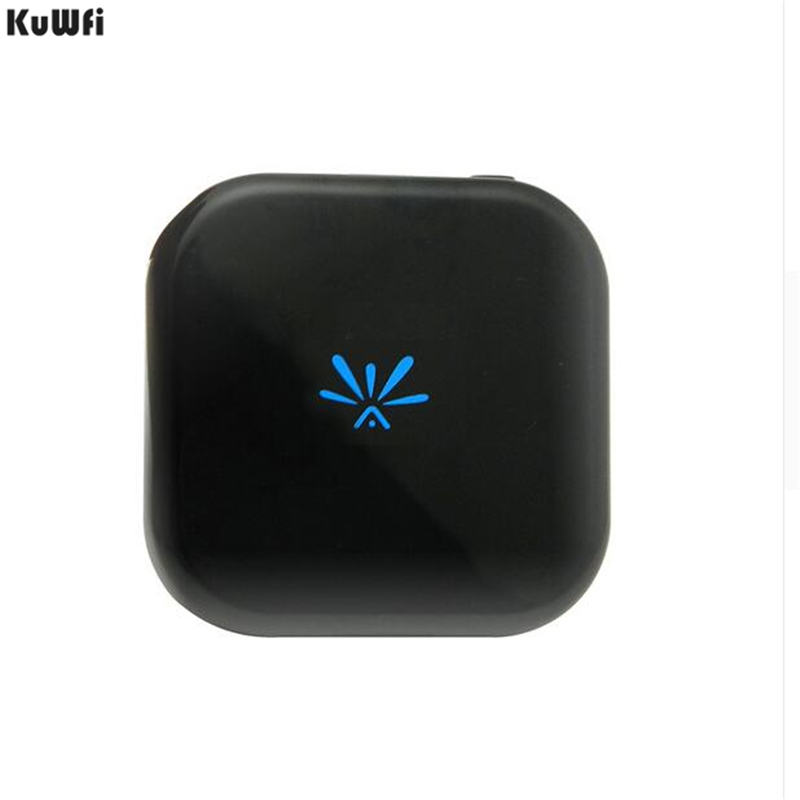 KuWFi TV Stick 5Ghz Wireless HD Digtal HDMI Dongle High Speed WiFi Display TV Dongle Support Miracast Airplay for Apple Android in TV Stick from Consumer Electronics