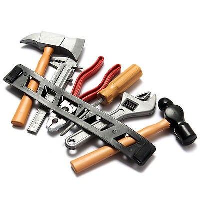 6 Stks/set Diy Kinderen Bouw Repairment Kind Educatief Ontwikkeling Speelgoed Plastic Gift Kid Jongen Building Spelen Tool Kits