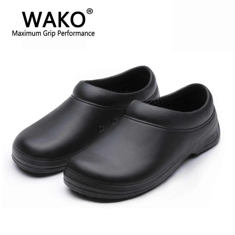 Detalle Comentarios Preguntas sobre WAKO hombre Chef zapatos
