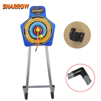 1pc Archery Standing Type Target Frame Children Bow And Arrow Soft Bullet Gun Shooting Game Outdoor Toy Accessories