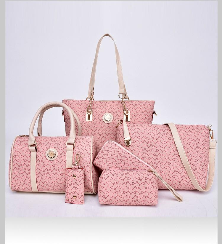 Dm Prime Fênix bolsa rosa com detalhe rosa