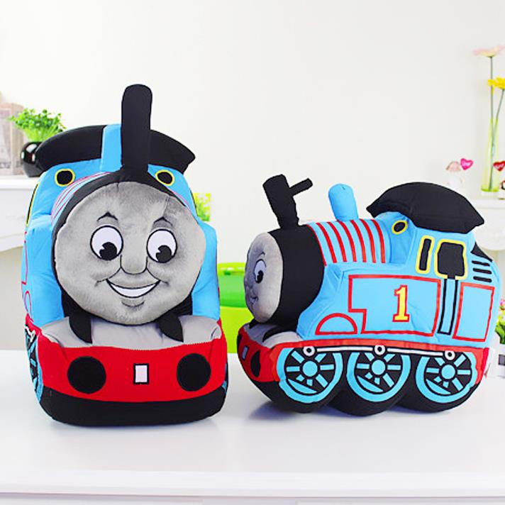 Pernyland 1 1818cm Plush Cute Train With Music THOMAS