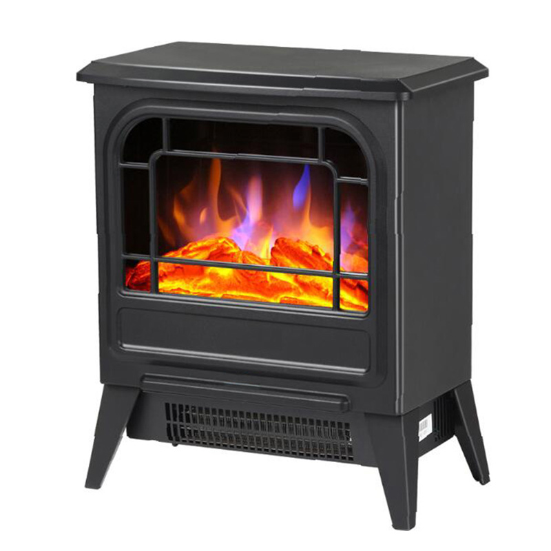Europe Type 3 D Simulation Fire Electric Fireplace Heater Vertical Heater's Household Electric Heater To Office 220 V