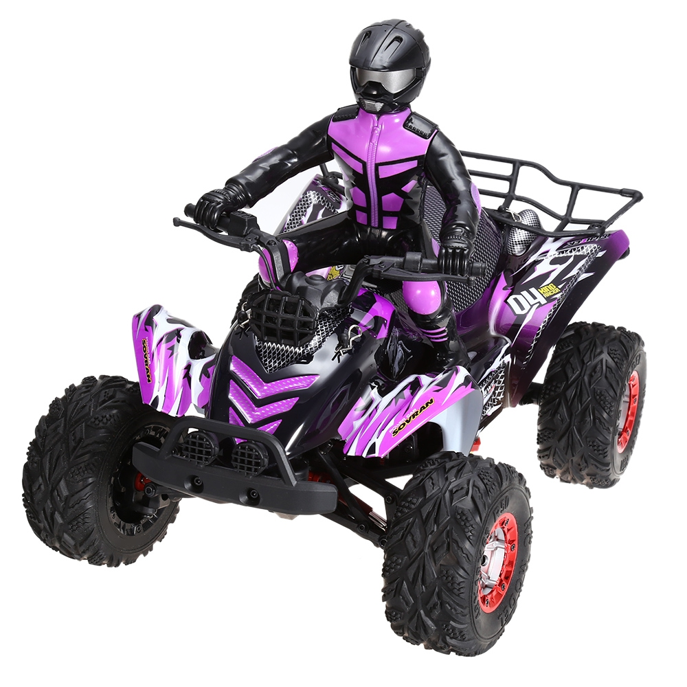 FEIYUE FY - 04 RC Cars 1 / 12 Full Scale 4WD 2.4G 4 CH Racing Car High Speed Crossing Car Off Road Racer 4 Wheel Vehicle Toys