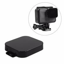 Premium ABS Protecting Lens Cap Cowl Case For Gopro Hero 5 Black Digicam