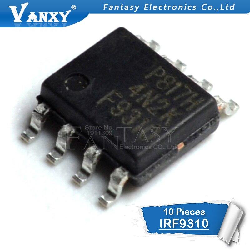 10 PCS IRF9310TRPBF SOP-8 IRF9310TR SOP IRF9310 F9310 SMD10 PCS IRF9310TRPBF SOP-8 IRF9310TR SOP IRF9310 F9310 SMD