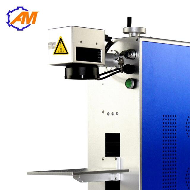 LASER 20 w 30 w 50 w fibra laser di marcatura macchina per incisione per la collana anello dei monili - 2