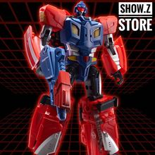 [Show.Z Store] TFC Toys Trinity Force TF-02 Red Knight VICTORY ROAD CAESAR LASTER Transformation Action Figure