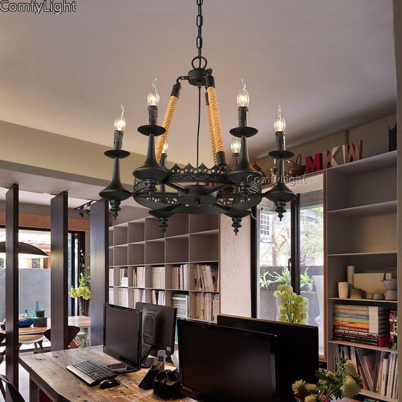 Re Led Chandeliers Lighting Ceiling Light E14 Lamparas De Techo Hanglamp Suspension Luminaire Lampen
