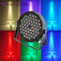 LED Par 54x3w RGB 3in1 Stage light DMX512 for TV studio, theater, auditorium, stage, KTV, DJ