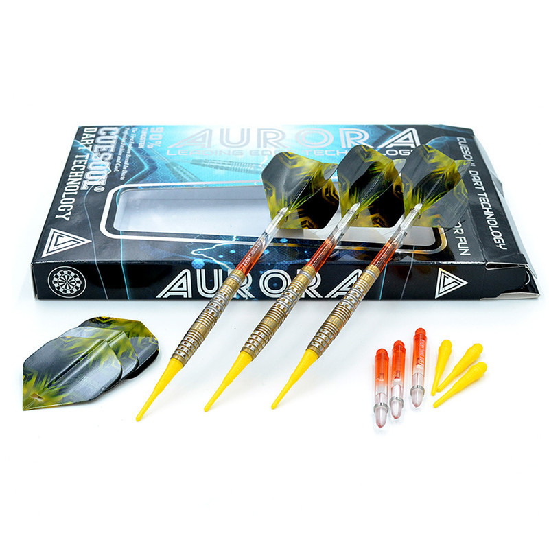 CUESOUL 18g Soft Electronics Darts Tungsten Dart 17 18g to252