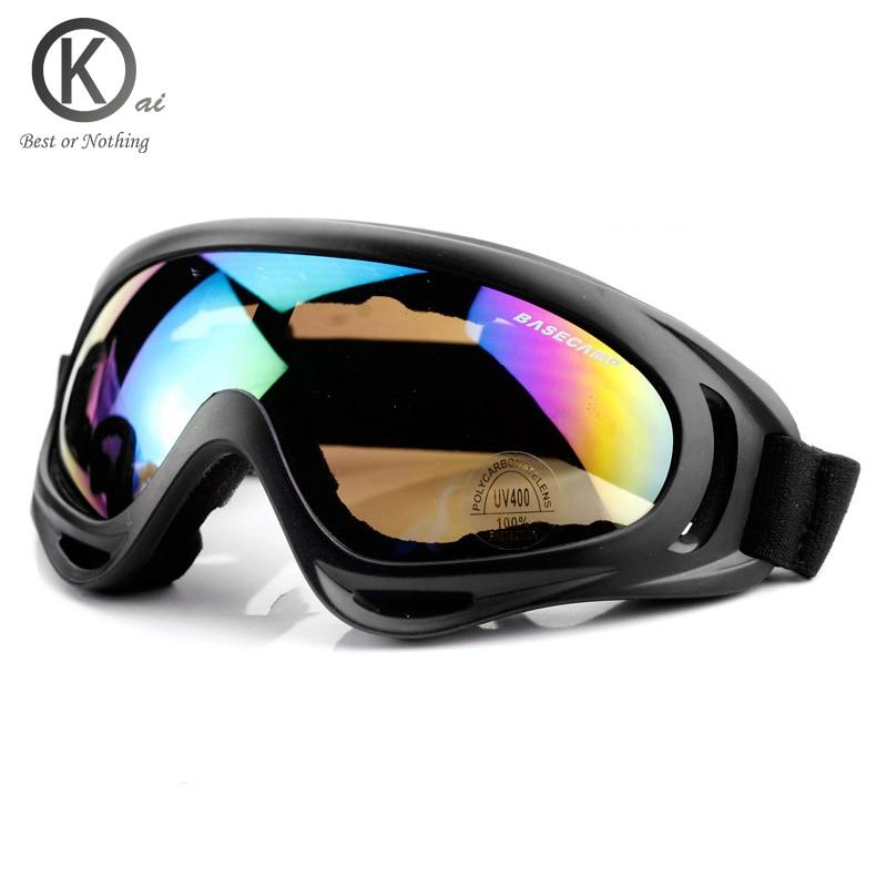 Ski goggles skiing eyewear Outdoor brand design Goggle Protective mirror unisex multicolor snow goggles UV400