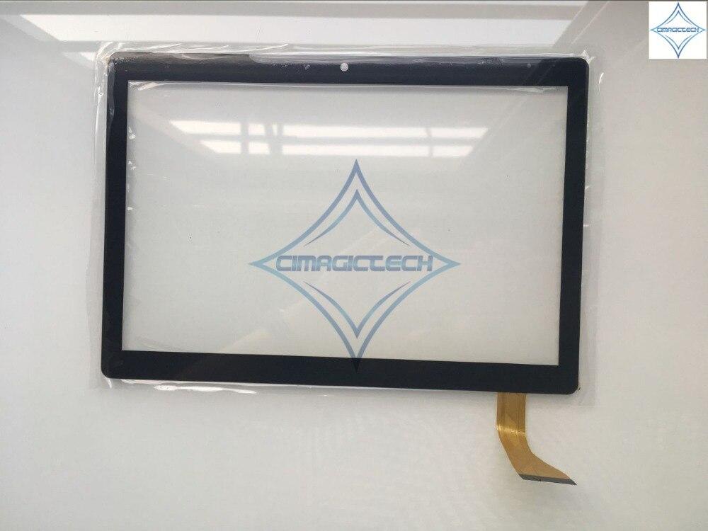 """NUOVO 10.1 """"XLD1045 V0 XLD1045 V0 tablet touch screen capacitivo in vetro Digitizer lente del pannello 237*164 MM-in Schermi LCD e pannelli per tablet da Computer e ufficio su  Gruppo 1"""
