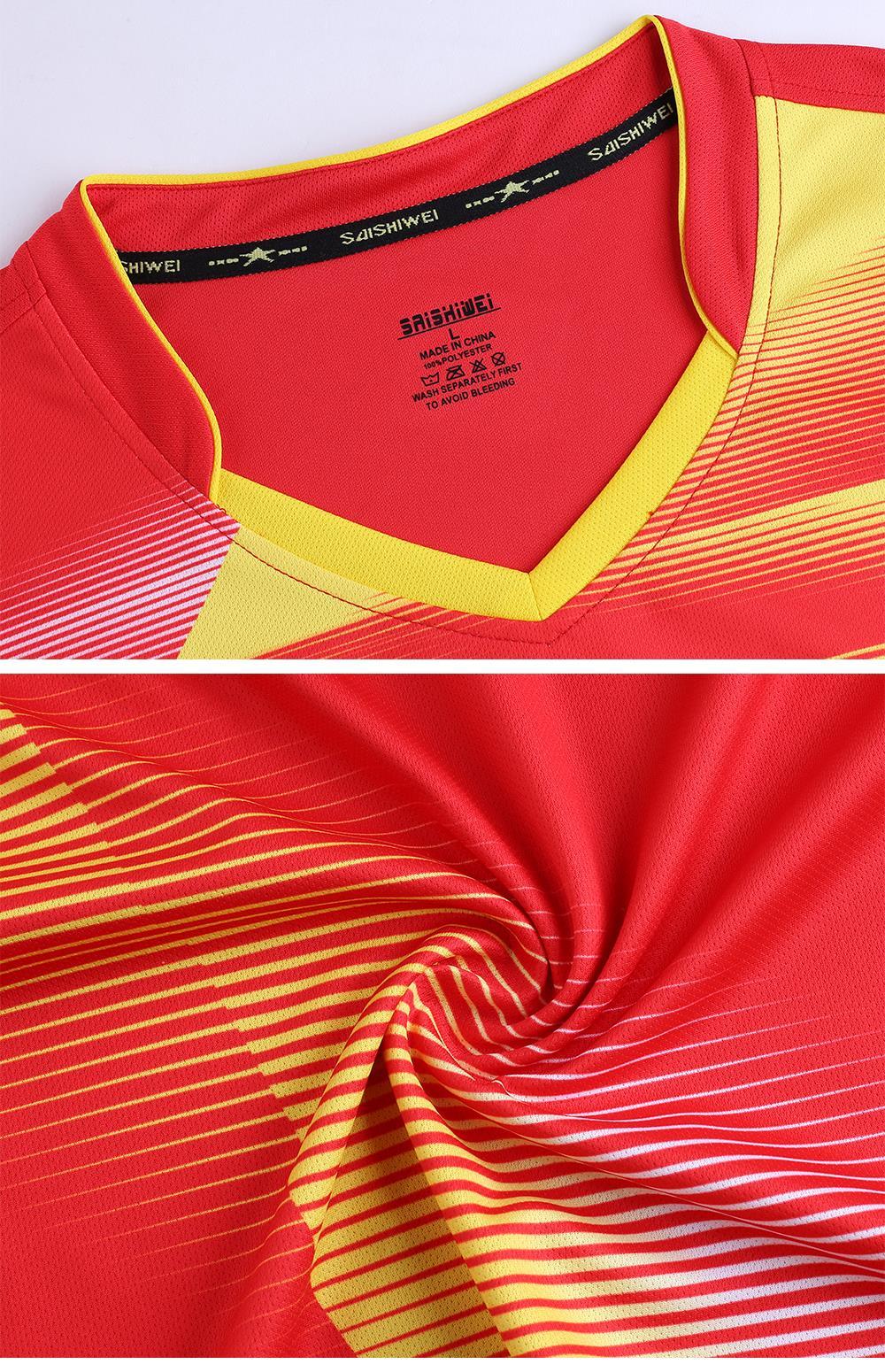 sports clothes Tennis suit, table tennis clothes, badminton wear 4