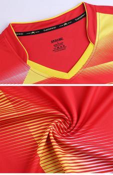 sports clothes Tennis suit, table tennis clothes, badminton wear 9