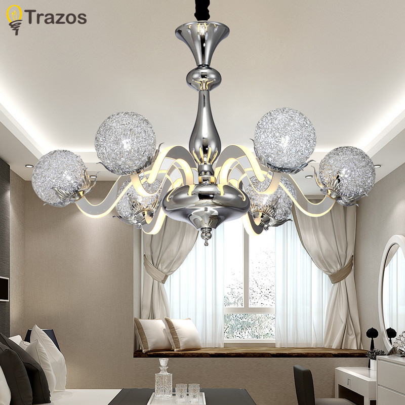 Люстра Новинка освещение качество Современные Люстры потолок спальня гостиная вилла бар инновации потолочные светильники