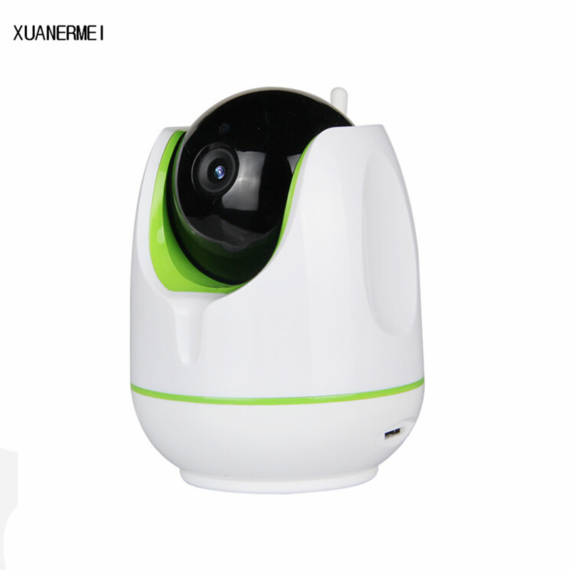 Xuanermei New HD 720P Baby Monitor Wireless IP Camera wifi Night Vision Camera IP Network Camera CCTV P2P Onvif IP Camera howell wireless security hd 960p wifi ip camera p2p pan tilt motion detection video baby monitor 2 way audio and ir night vision
