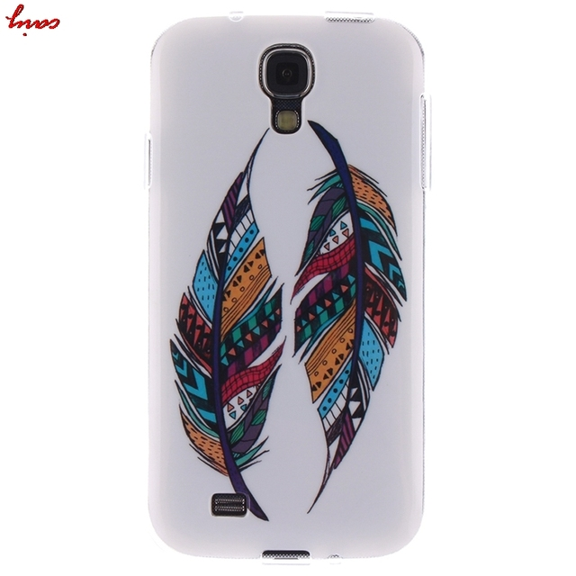 TPU Cover for Etui Samsung Galaxy s4 i9500 Soft silicone cases GT-I9500 back Case for fundas samsung S4 S 4 9500 Capa phone case