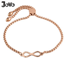 hot deal buy bohemian style infinity bracelets & bangles chain link bracelet femme adjustable charms bangles friendship girls women jewelry