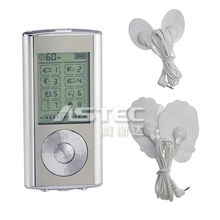 Best Portable electronic Massage Therapy Device TENS Unit 8 modes FDA Cleared muscle Stimulator