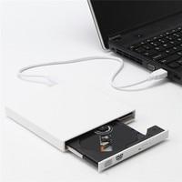 External Slim USB 2 0 External CD RW DVD RW Burner Drive CD DVD ROM Combo