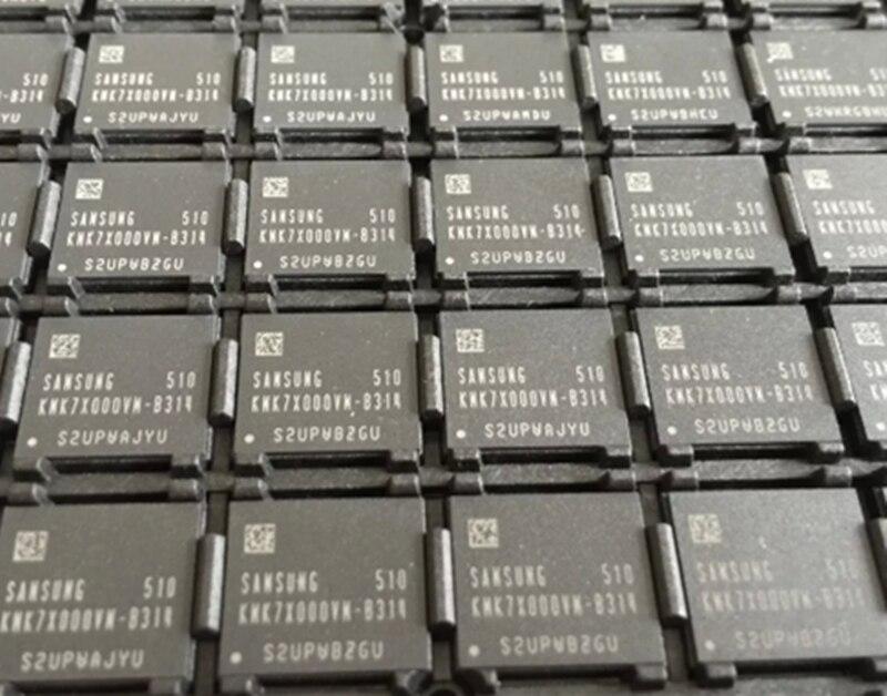 (1PCS) (2PCS) (5PCS) (10PCS) 100% New original  KMK5X000VM-B314 BGA  memory chip   KMK5X000VM B314 916f 5 resistive screen win ce 6 0 car gps navigator w multinational map black