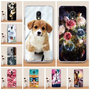 For Capa Meizu M6 Case Cover TPU Silicon Case for Meizu 6 Cover Phone Coque for Meizu