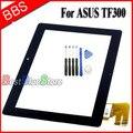 Оригинальный Новый 10.1 дюймов Для Asus transformer pad TF300 TF300t TF300tg tf300tl G03 Quad Core Сенсорным Экраном дигитайзер Стекла