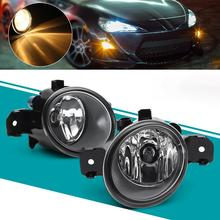 1 Pair Fog Lights 12V 55W H11 Bulbs For Nissan Altima Maxima Rogue Sentra Clear