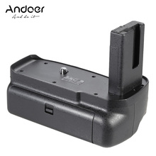 Andoer BG 2F Verticale Batterij Grip Houder Voor Nikon D3100 D3200 D3300 Dslr Camera EN EL 14 Batterij