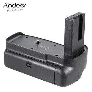 Image 1 - Andoer BG 2F Verticale Batterij Grip Houder Voor Nikon D3100 D3200 D3300 Dslr Camera EN EL 14 Batterij