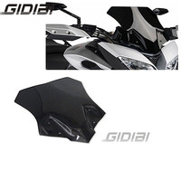 For Yamaha MT 09 MT 09 Tracer Windscreen Wind Deflector Motorcycle Windshield Black