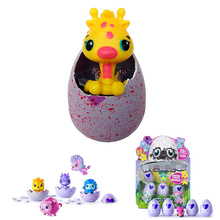 Surprise Tamagochi Pets Hatching Egg with Temperature Sensing Heart on Eggshell Christmas Gift New Year font