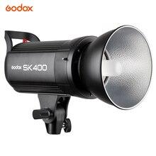 Godox Flash de estudio profesional SK400, serie SK, 220V de potencia máxima, 400WS, GN65