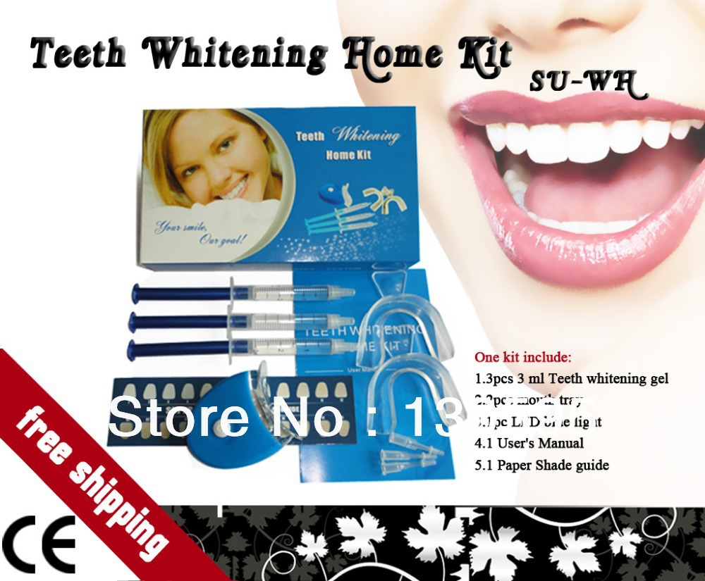 Free Shipping 2 Boxes Best Sales Home Teeth Whitening Kits Zoom