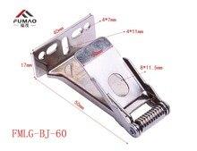 цены на Manufacture supply spring clip for downlight, led downlight spring clips,downlight flat metal clip  в интернет-магазинах