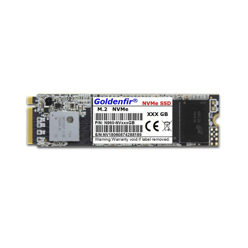 Goldenfir NVMe SSD M2 PCIe SSD PCIE M.2 SSD 120 ГБ 240 ГБ 480 ГБ 521 Гб жесткий диск NVMe M.2 PCI-e N960 SSD 120 ГБ 240 ГБ 480 ГБ 521 ГБ