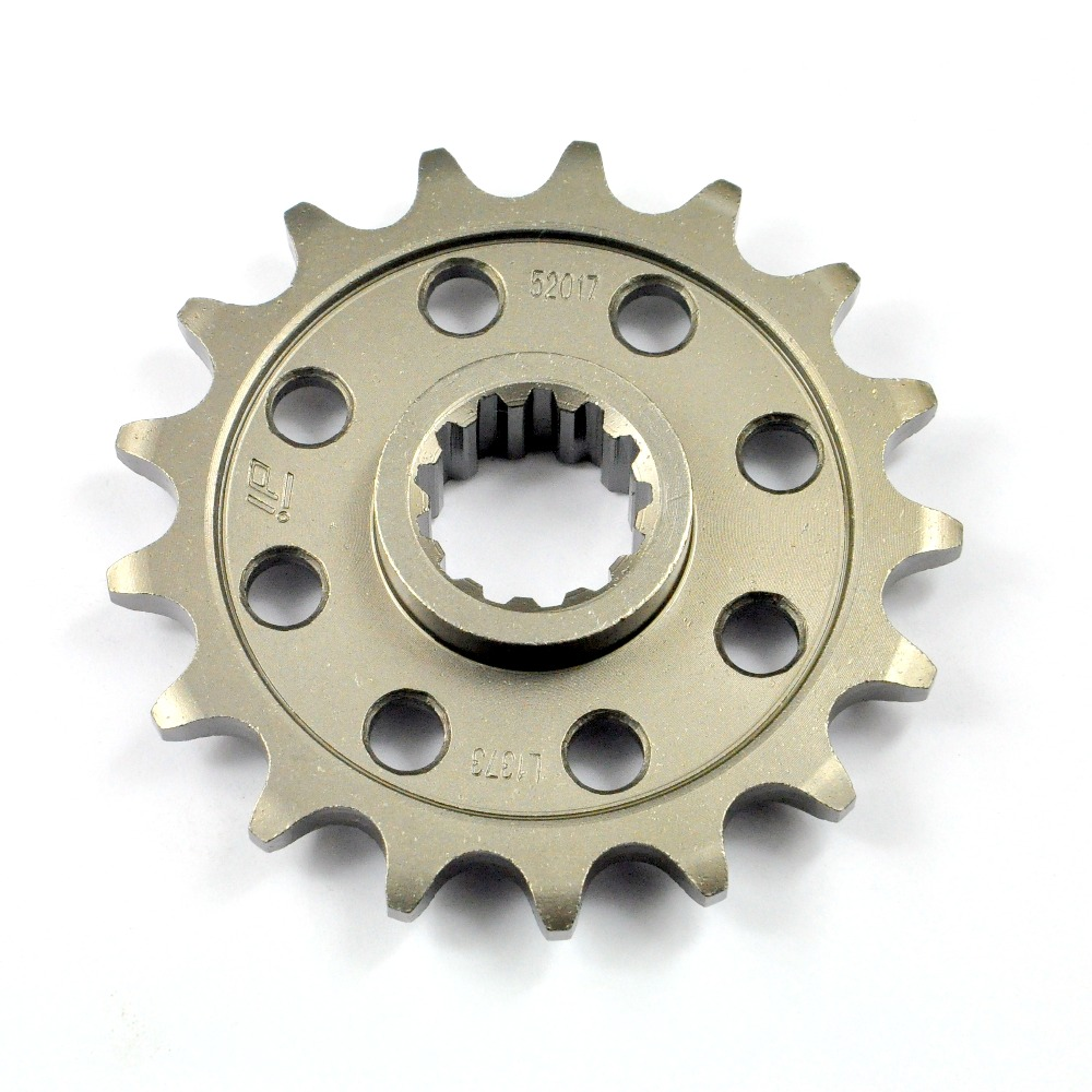 LOPOR 520 17T Motorcycle Front Sprocket For CT700 14-16 CTX700 14-18 NC700 12-16 NC750  14-18 750 Integra DCT 14-16 750 Adv 17