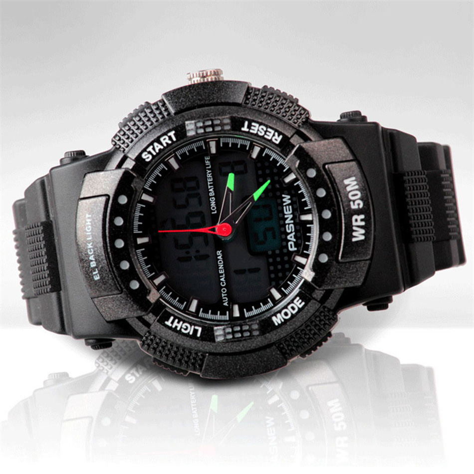 361 - detail - 2018 Free Shipping Fashion Men Watch Waterproof Sport Men Wristwatch S Quartz Digital Boy Clock Relogio Masculino (3)