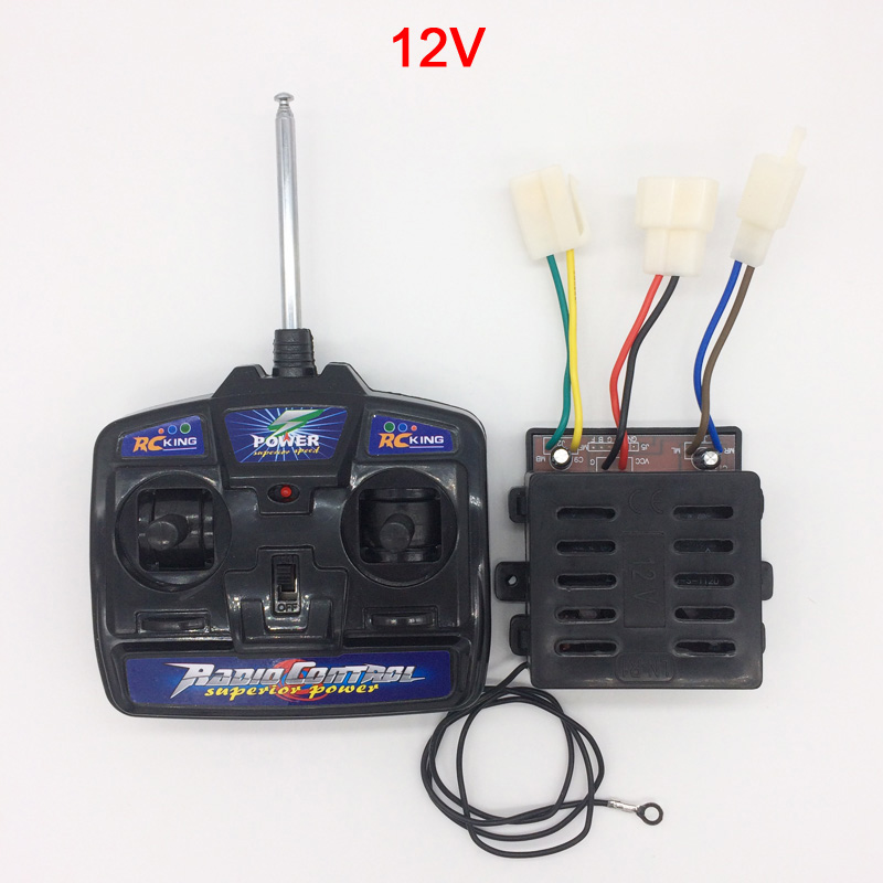 US $7.41 22% OFF|Children electric car 27mhz remote control,kid's car universal remote control and receiver,toy car controller radio transmitter-in Parts & Accessories from Toys & Hobbies on Aliexpress.com | Alibaba Group