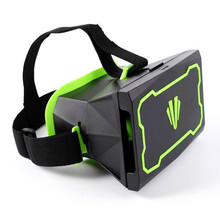 100% Newest Brand 3D VR Glasses Virtual Reality Head Mount 3D Movies Games Mobile Phone Glasses For Universal Smartphone