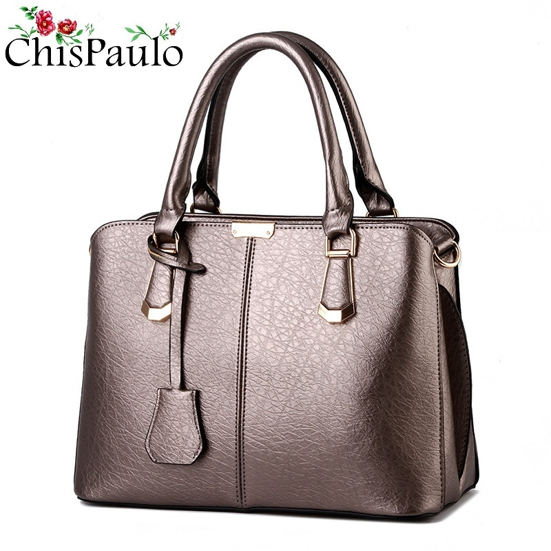 Designer Women's Genuine Leather Handbags Ladies Crossbody Bags For Women Shoulder Bags Casual Tote Female Messenger Bags N276