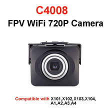 MJX C4008 720P RC Quadcopter Aircraft Spare Parts WiFi FPV HD Camera For MJX X101 X102