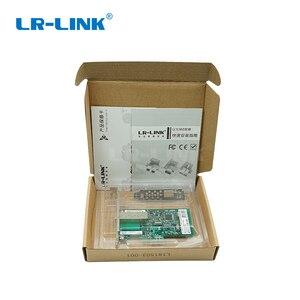 Image 5 - LR LINK 9270PF SFP جيجابت إيثرنت بطاقة الشبكة المحلية PCI E PCI اكسبرس x1 الألياف البصرية بطاقة الشبكة محول ريالتيك RTL8111H للكمبيوتر نيك