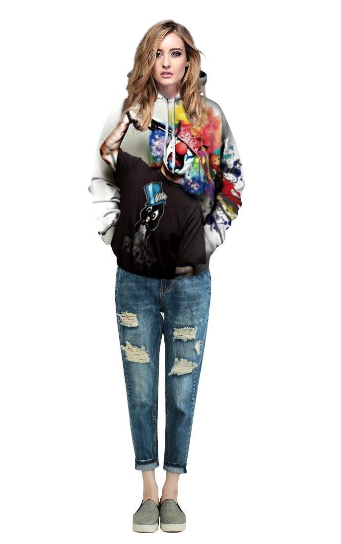 Autumn Winter Fashion Men/women Hoodies Psycho Clown Men/women Hoodies HTB14aX5LpXXXXaaXpXXq6xXFXXXH