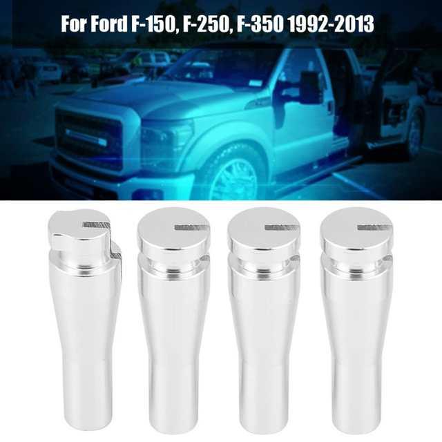 Car Cab Rear Door Latch Bolt Snib Cable Repair Kit For Ford F150 F250 F350 Cab Rear Door Latch Cable Repair Kit Car Accessories